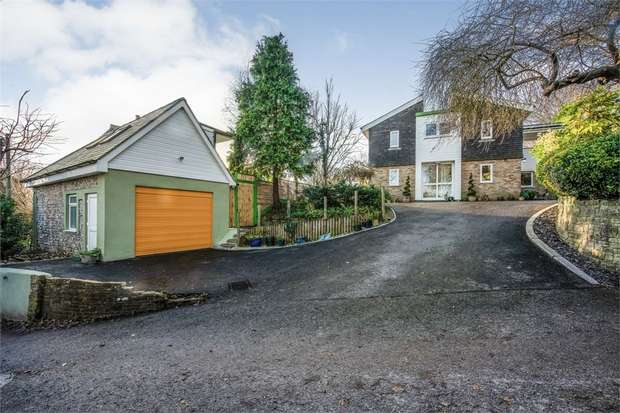 4 Bedrooms Detached House for sale in Harping Hill, Piddinghoe, Newhaven, East Sussex