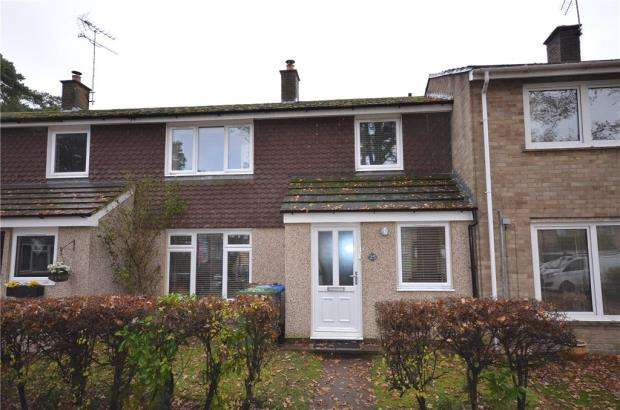 3 Bedrooms Terraced House for sale in Glenwood, Bracknell, Berkshire