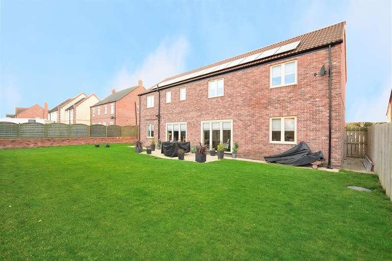 5 Bedrooms Detached House for sale in Willow Bridge Lane, Dalton YO7 3QQ