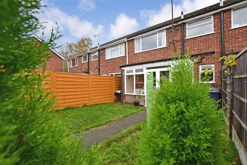 3 Bedrooms Terraced House for sale in Hanover Place, , Canterbury, Kent