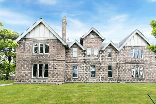 2 Bedrooms Flat for sale in Malcolm Crescent, Kingseat, Newmachar, Aberdeen