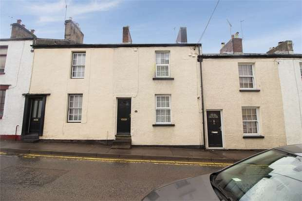 2 Bedrooms Terraced House for sale in Lower Church Street, Chepstow, Monmouthshire