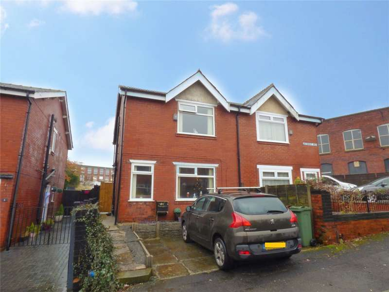 3 Bedrooms Semi Detached House for sale in Belgrave Avenue, Hathershaw, Oldham, Greater Manchester, OL8
