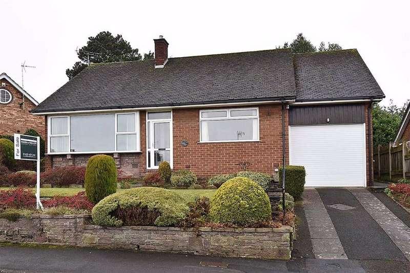 2 Bedrooms Detached Bungalow for sale in Park Mount Drive, Macclesfield