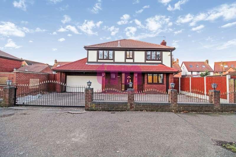 4 Bedrooms Detached House for sale in Warren Lane, Chafford Hundred