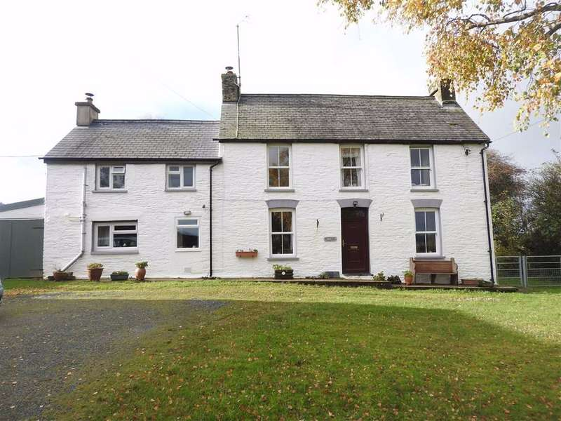 4 Bedrooms Property for sale in Boncath, Pembrokeshire