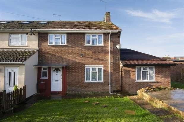 4 Bedrooms Semi Detached House for sale in Beethoven Road, Elstree, Borehamwood, Hertfordshire