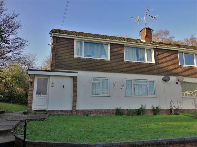 2 Bedrooms Ground Maisonette Flat for sale in Conifer Close, Hythe