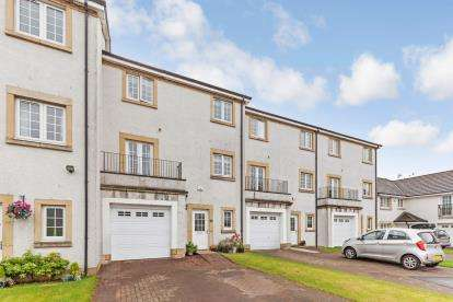 4 Bedrooms Terraced House for sale in Southview Grove, Bearsden