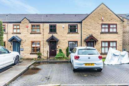 3 Bedrooms Semi Detached House for sale in Church Close, Ramsbottom, Bury, Greater Manchester, BL0
