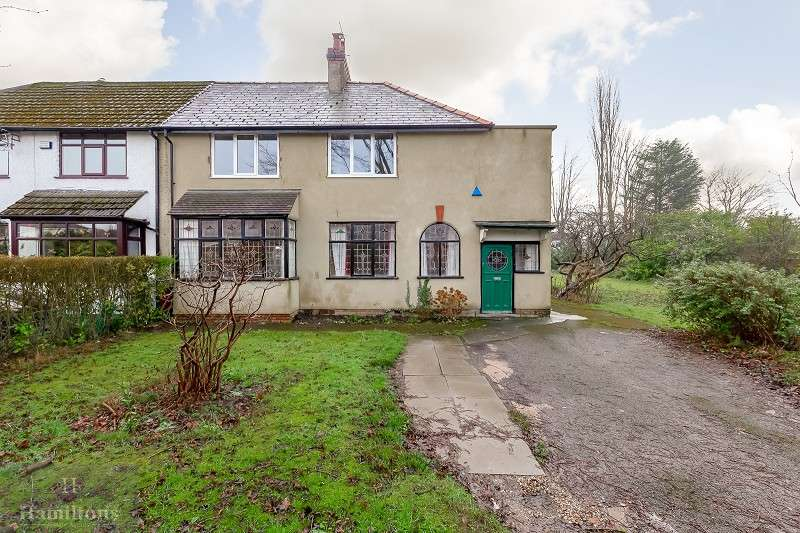 3 Bedrooms Semi Detached House for sale in St. Helens Road, Leigh, Greater Manchester. WN7 3UB