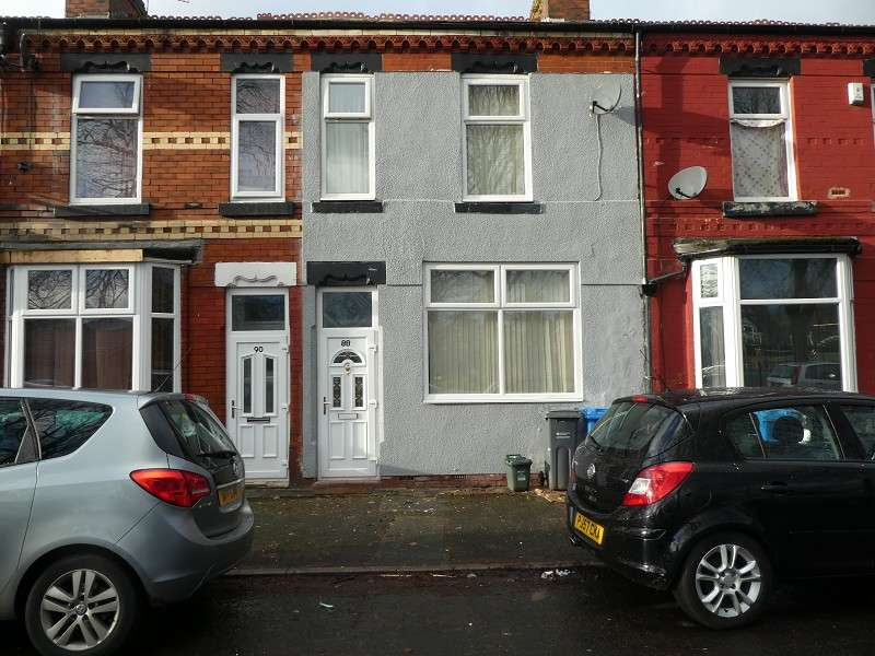 3 Bedrooms Terraced House for sale in York Avenue, Whalley Range, Manchester. M16 0AG