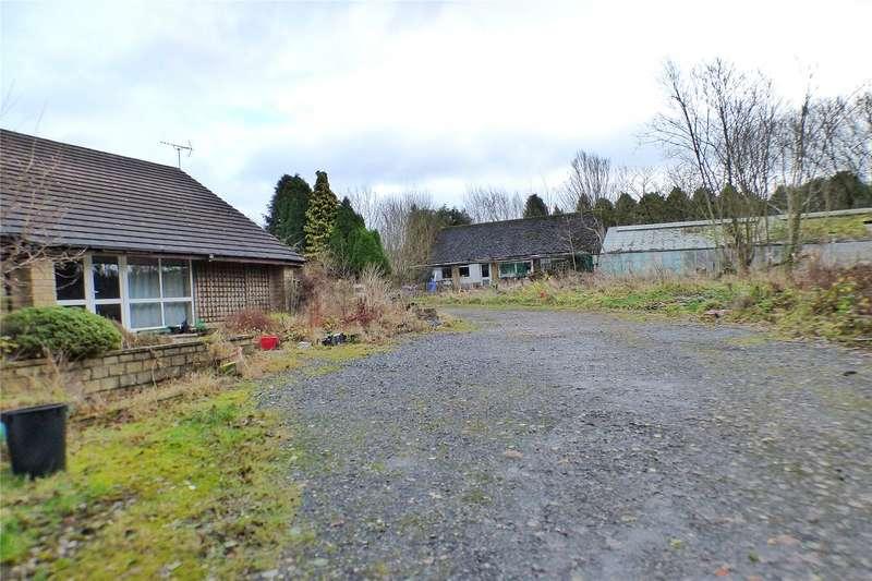 Land Commercial for sale in Charlesworth Garden Centre, Glossop Road, Glossop, Derbyshire, SK13