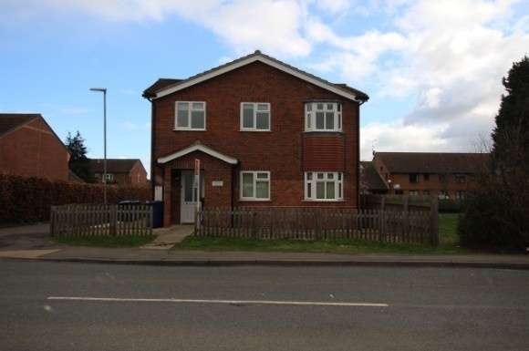 2 Bedrooms Flat for sale in Greenaway House, Greenaway Court, Cherry Willingham, Lincoln