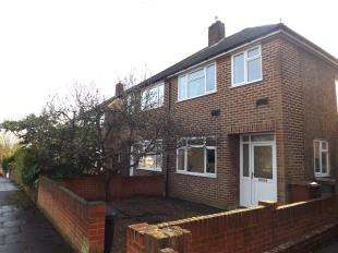 4 Bedrooms Semi Detached House for sale in Watling Street, Strood, Rochester, Kent
