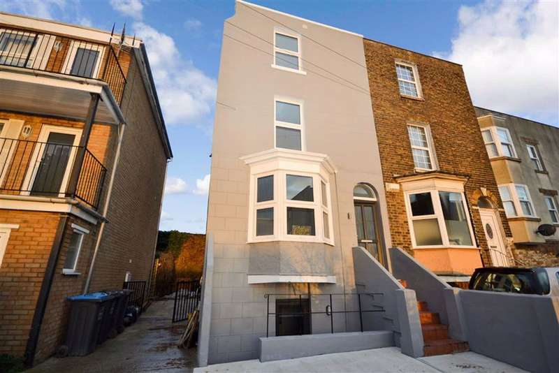 3 Bedrooms End Of Terrace House for sale in Cottage Road, Ramsgate, Kent