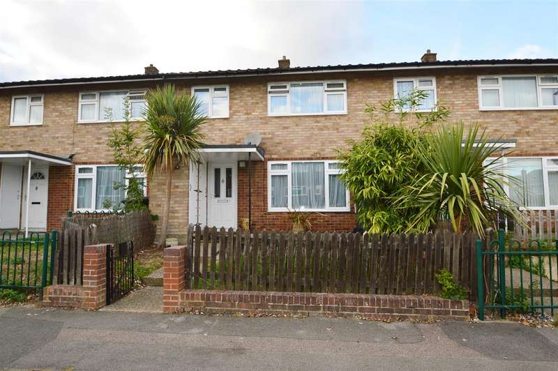 3 Bedrooms Terraced House for sale in Temple Way, East Malling