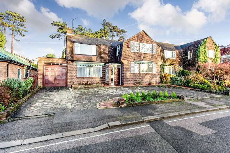3 Bedrooms Detached House for sale in Ben Hale Close, Stanmore, HA7