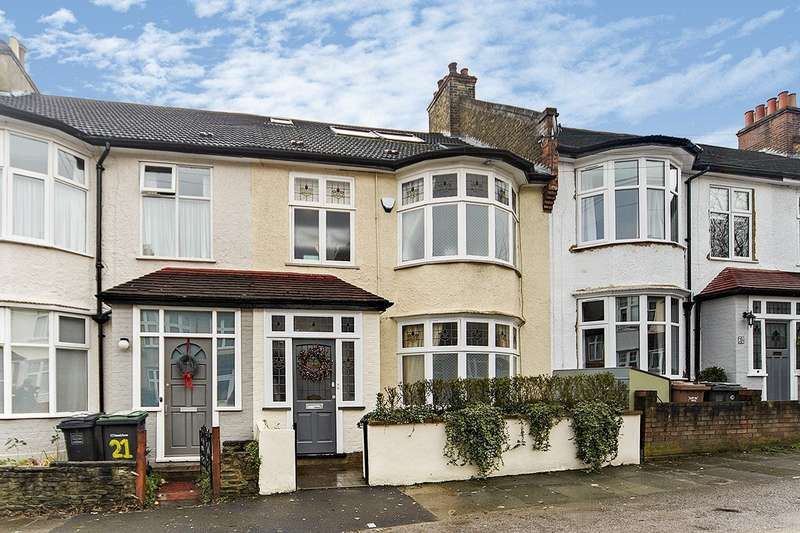 4 Bedrooms House for sale in Kilgour Road, London, SE23
