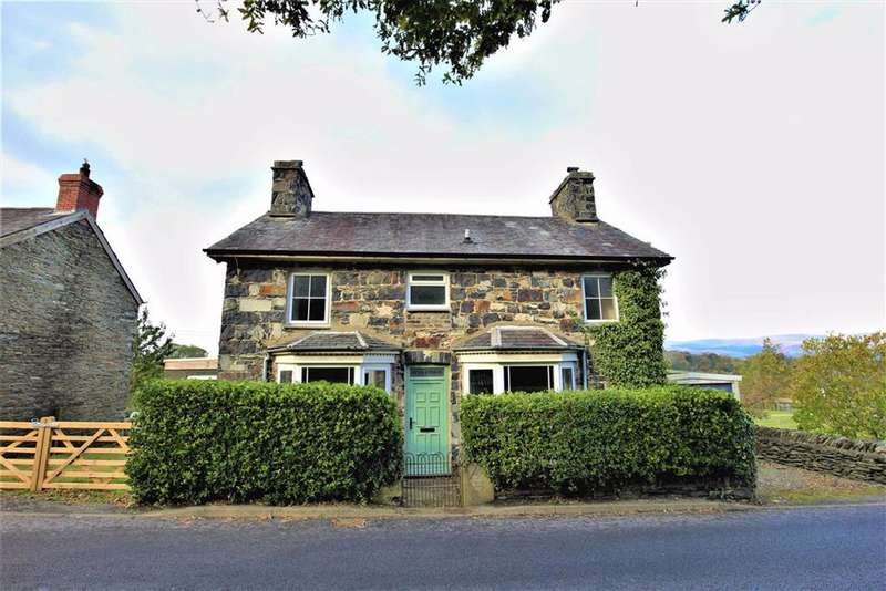 4 Bedrooms Detached House for sale in Furnace, Machynlleth