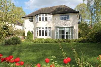 4 Bedrooms Detached House for rent in Egerton Road, Woodthorpe, NG5 4FF