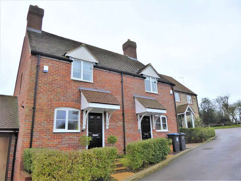 2 Bedrooms Semi Detached House for rent in Humbers Hoe in Markyate AL3