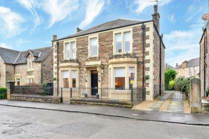4 Bedrooms Detached House for sale in Church Street, Alloa