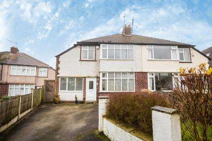 3 Bedrooms Semi Detached House for sale in Ravenswood Road, Wirral, Merseyside, CH61