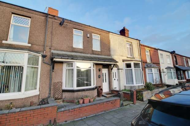 4 Bedrooms Terraced House for sale in Chorley New Rd, Bolton, Greater Manchester, BL6 7QA