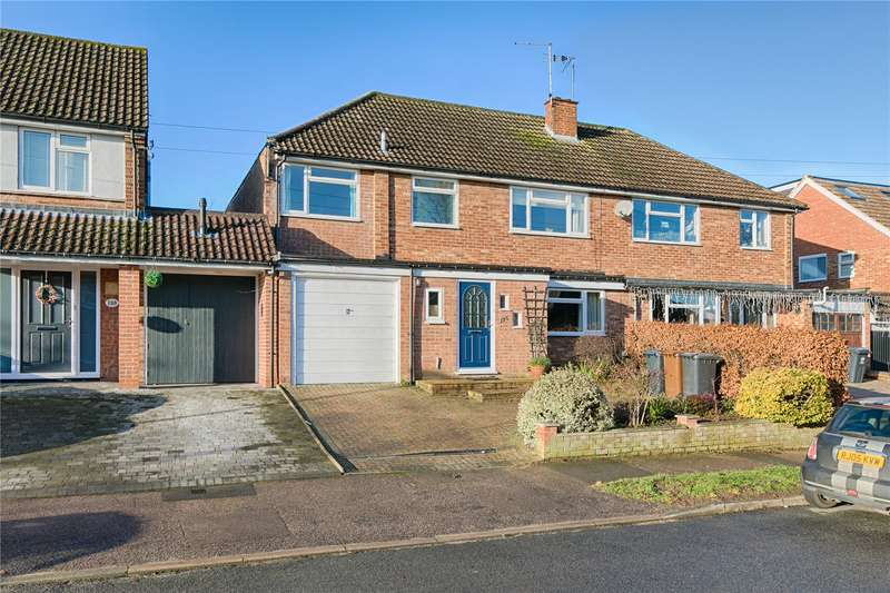 4 Bedrooms Semi Detached House for sale in Bishop's Stortford
