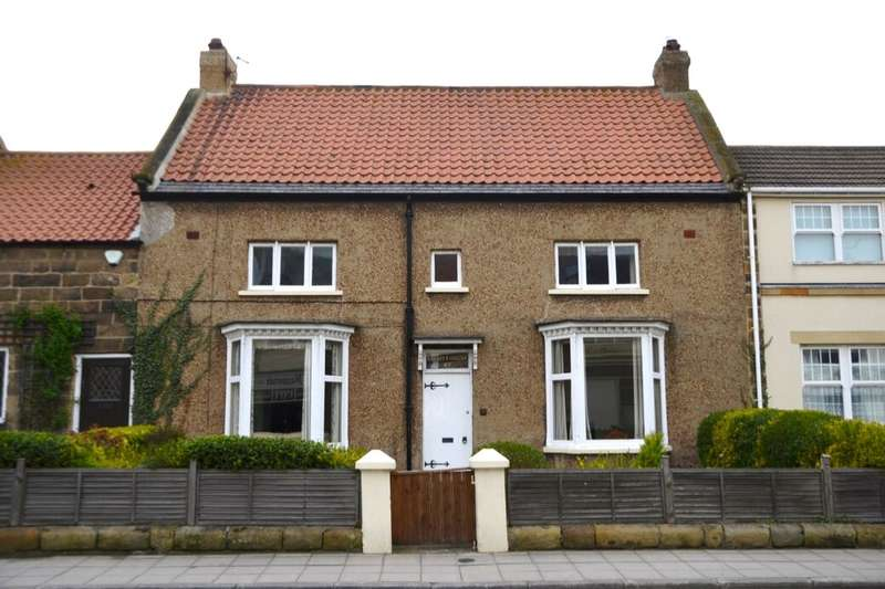 4 Bedrooms Terraced House for sale in High Street, Marske-By-The-Sea, Redcar, TS11