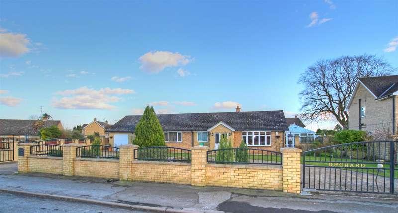 3 Bedrooms Detached Bungalow for sale in 12 Maiden Greve, Malton, YO17 7BE