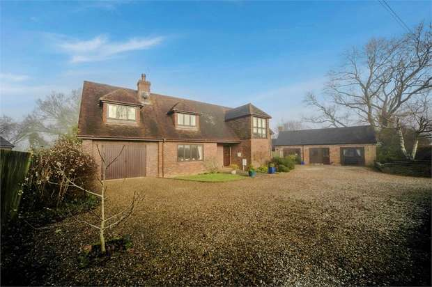 6 Bedrooms Detached House for sale in Sissinghurst Road, Biddenden, Ashford, Kent