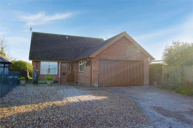 5 Bedrooms Detached Bungalow for sale in Butlers Lane, Wrabness, Manningtree, Essex