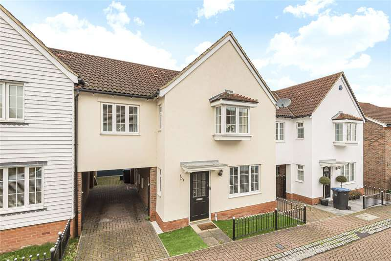 4 Bedrooms Detached House for sale in Malkin Drive, Church Langley, Harlow, Essex, CM17