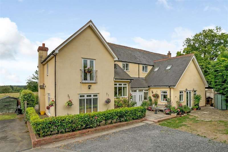 7 Bedrooms Detached House for sale in Catesby Lane, Lapworth, Solihull, B94 5QX