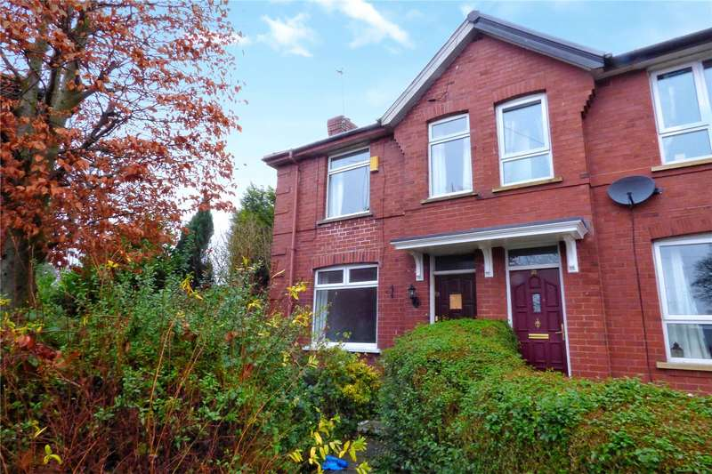 2 Bedrooms End Of Terrace House for sale in Cutgate Road, Cutgate, Rochdale, Greater Manchester, OL12
