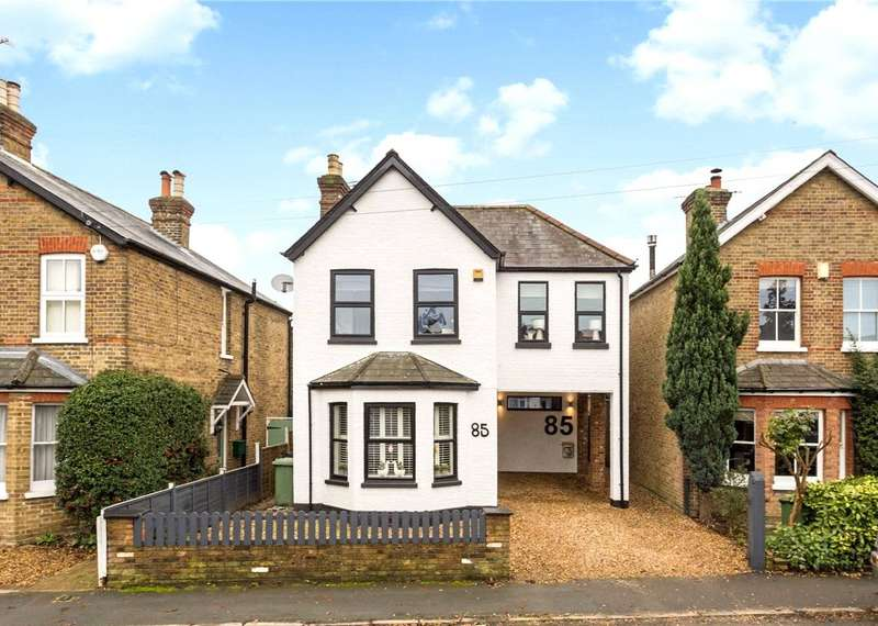 4 Bedrooms Detached House for sale in Gore Road, Burnham, Buckinghamshire, SL1