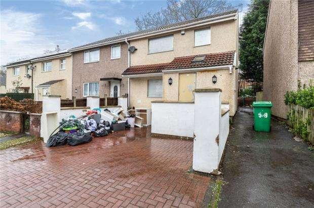 3 Bedrooms End Of Terrace House for sale in Lytham Gardens, Nottingham, Nottinghamshire