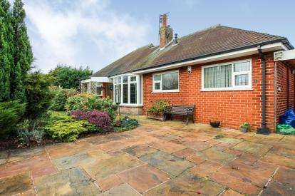 3 Bedrooms Bungalow for sale in Blackpool Road North, Lytham St Anne's, Lancashire, FY8