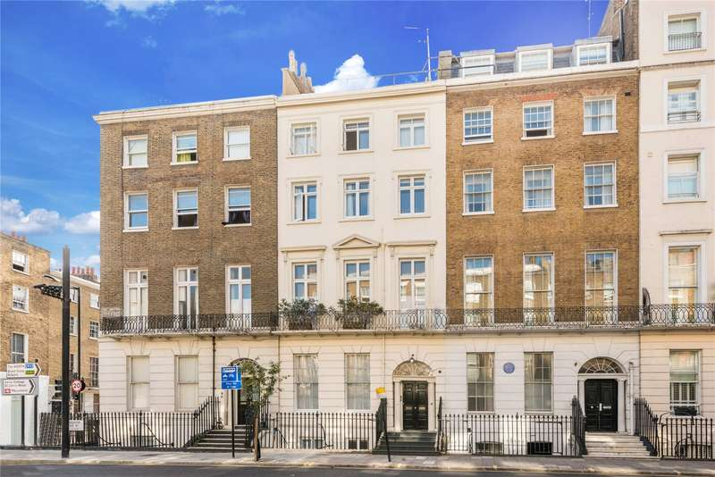 2 Bedrooms Flat for sale in Gloucester Place, Marylebone, London, W1U