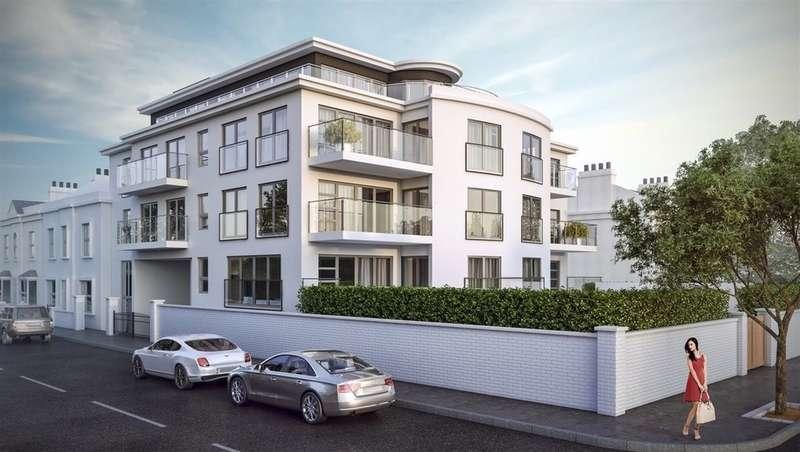 2 Bedrooms Flat for sale in Plot 1, Newbold Terrace, Leamington Spa