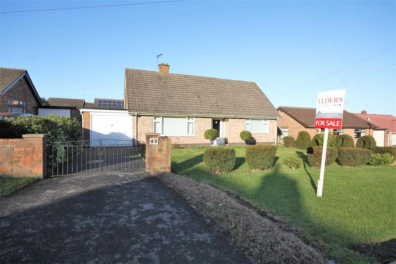 2 Bedrooms Bungalow for sale in Steam Mill Lane, Ripley