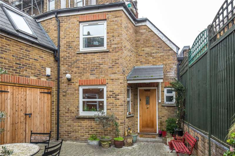 3 Bedrooms House for sale in Falkland House Mews, Falkland Road, London, NW5