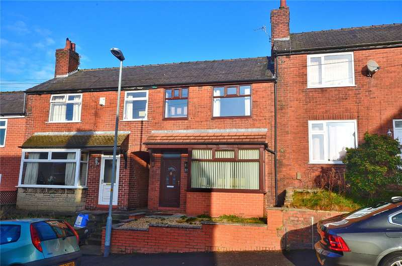2 Bedrooms Terraced House for sale in Campania Street, Royton, Oldham, Greater Manchester, OL2