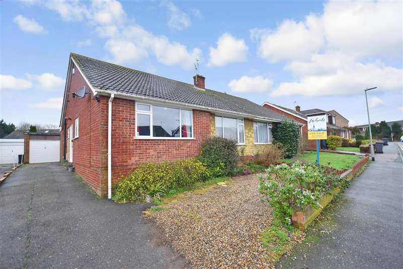 3 Bedrooms Semi Detached Bungalow for sale in Rough Common, , Canterbury, Kent