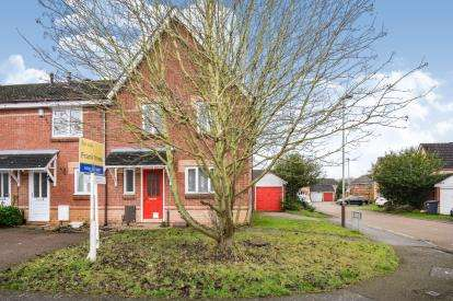 3 Bedrooms End Of Terrace House for sale in Taverners Road, Leicester, Leicestershire