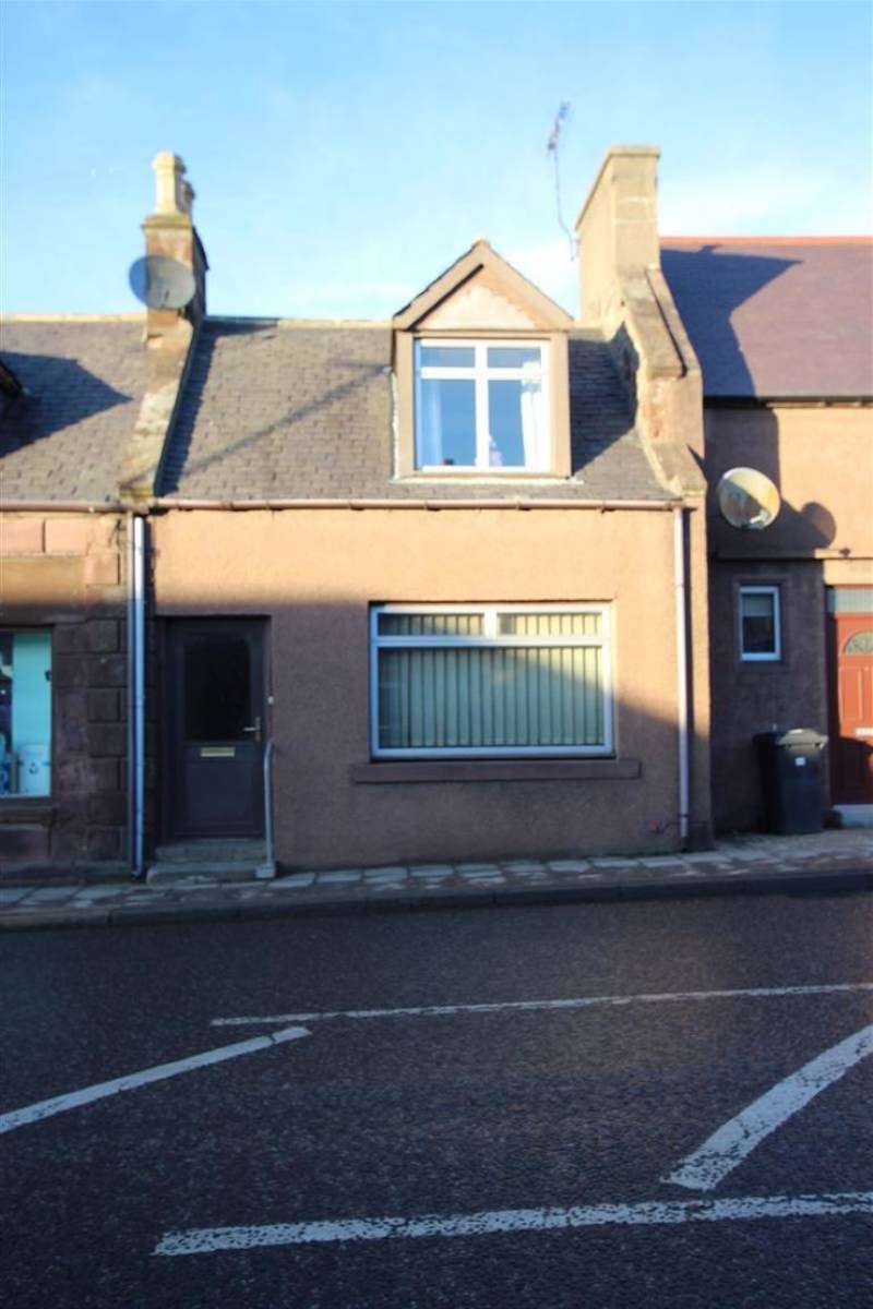 2 Bedrooms Terraced House for sale in 36, Fife Street, Turriff, Aberdeenshire
