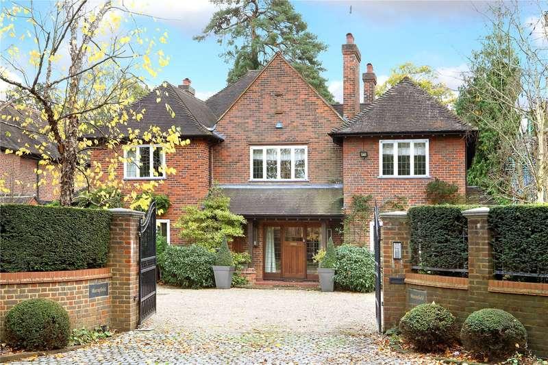 5 Bedrooms Detached House for sale in Windsor Road, Gerrards Cross, Buckinghamshire, SL9