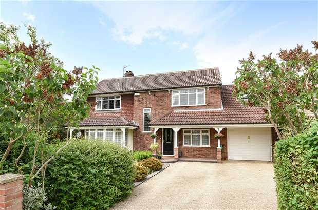 4 Bedrooms Detached House for sale in Darlow Drive, Biddenham